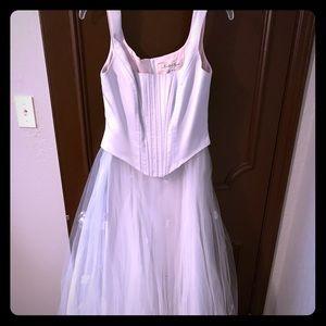 Cinderella Corset Special Occasion Dress